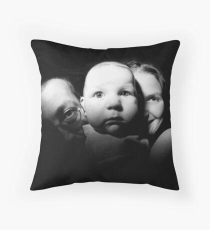 New Family Throw Pillow