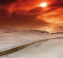 Iceland - from my dreams by Patrycja Makowska