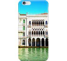Ca' D'Oro, Venice, Italy iPhone Case/Skin