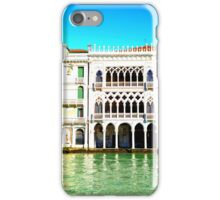 Ca' D'Oro, Venice, Italy iPhone Case/Skin