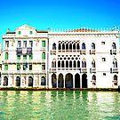 Ca' D'Oro, Venice, Italy by Filip Mihail