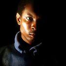 Self Portrait by Wayne Gerard Trotman