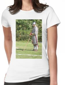 Medieval Fighters Womens Fitted T-Shirt