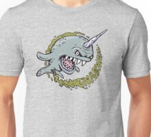 the gnarwhal Unisex T-Shirt