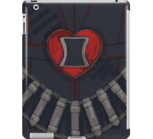 Black Widow Heart iPad Case/Skin
