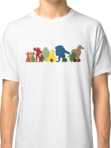 Beauty and the Beast Crew Classic T-Shirt