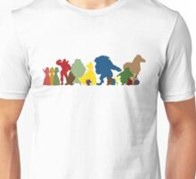 Beauty and the Beast Crew Unisex T-Shirt
