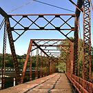 Brazos Point Bridge by Susan Russell