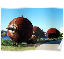 Meatball - Pyrmont Bay Park Poster