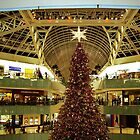 Christmas at the Galleria by Susan Russell