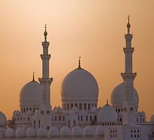 The White Domes by MuhammadAtif