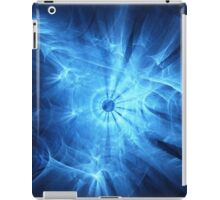 In the silent, cold night - digital abstract artwork iPad Case/Skin