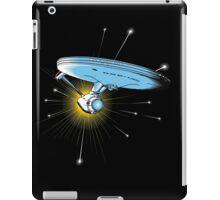 To Go Boldly.... iPad Case/Skin