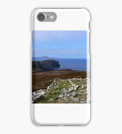 Horn Head, Donegal, Ireland iPhone Case/Skin