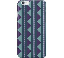 Triangular, Patterned, Original Print on Multiple Products iPhone Case/Skin
