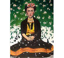 Frida in Vogue Photographic Print