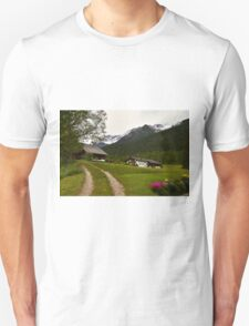 Rural Idyll in Alps T-Shirt