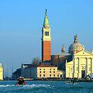 San Giorgio Basilica by Filip Mihail