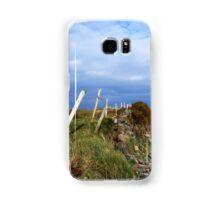 Island Fence Samsung Galaxy Case/Skin