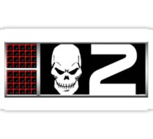 BioChip 2 - Gunnar Sticker