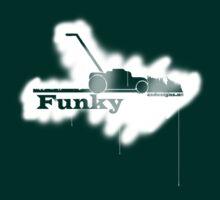 The Funky Lawnmower by CSDesigns