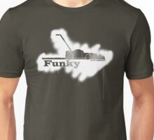 The Funky Lawnmower Unisex T-Shirt
