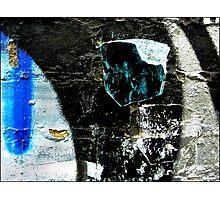 Street Abstract Art 09 Photographic Print