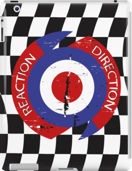 Direction Reaction Retro Mod by Auslandesign