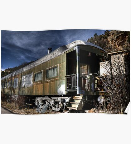 The Train Car Poster