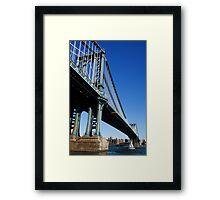New York 2011 Framed Print