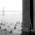 Love on the Brooklyn Bridge by ClaudineAvalos