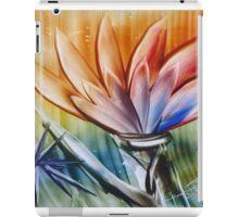 Brightness blossoming iPad Case/Skin