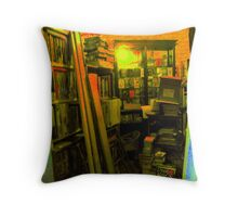 So Many Books, So Little Time...Part 3 Throw Pillow
