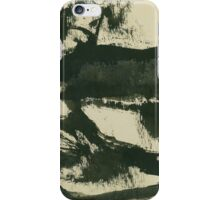 Tree and path iPhone Case/Skin