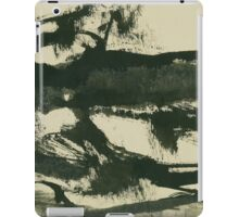 Tree and path iPad Case/Skin