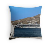 My Cruiser     +__- Throw Pillow