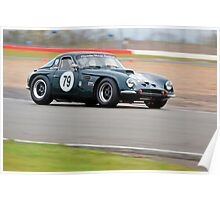 TVR 400 Griffiths Poster
