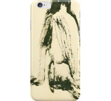 model H iPhone Case/Skin