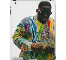 The Notorious B.I.G  iPad Case/Skin