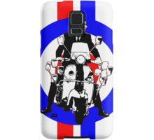 Sixties Mod Rider stripes Samsung Galaxy Case/Skin