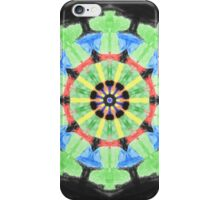 Modern trendy pattern iPhone Case/Skin