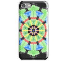 Modern trendy pattern iPhone Case/Skin
