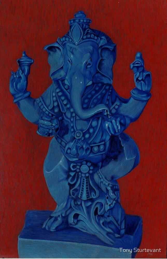 Ganesh by Tony Sturtevant