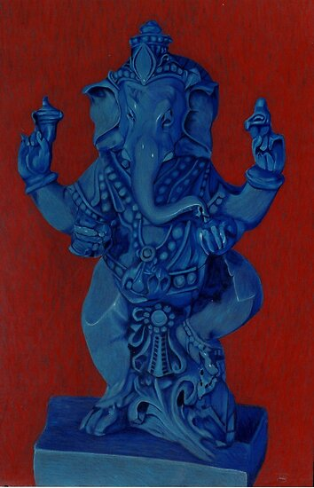 Ganesh by Tony Sturtevant