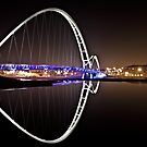 Infinity Bridge - Stockton by David Lewins LRPS