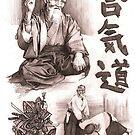 aikido master by Alleycatsgarden