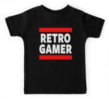 Retro Gamer Kids Tee