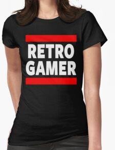 Retro Gamer Womens Fitted T-Shirt