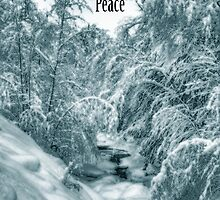 Peace on Hall's Brook by Wayne King