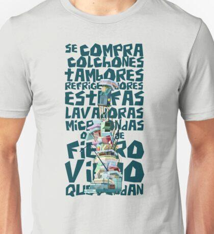 Old Fierro Unisex T-Shirt